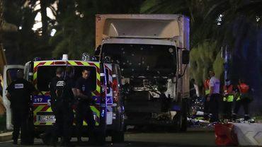 France: des dizaines de morts à Nice