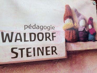 Pédagogie Steiner - L'enfant sous toutes ses dimensions
