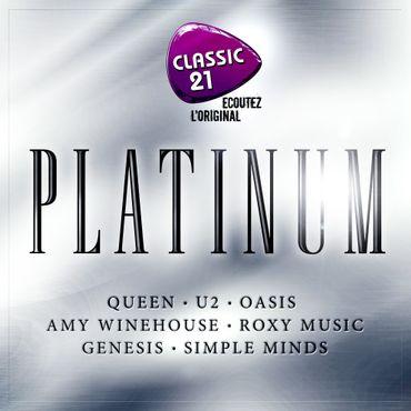 Platinum: la nouvelle compilation de Classic 21