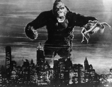"""King Kong (1933) a des traits du gorille de """"L'île noire"""""""