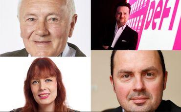 Défi: deux débats pour présenter les quatre candidats au remplacement d'Olivier Maingain
