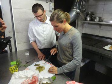La recette de Mons : Mignon de porc à l'berdouille