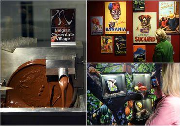 Village du chocolat