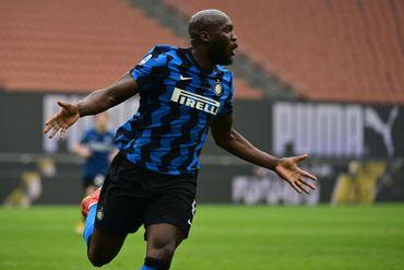 Romelu Lukaku meilleur buteur du championnat.