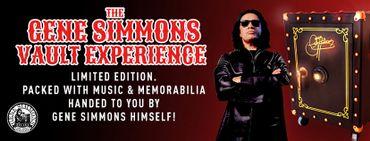 Gene Simmons sort un box à 2000 $