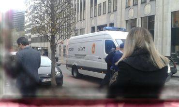 Une arrestation lors d'une opération de la police à Molenbeek-Saint-Jean (vidéo)