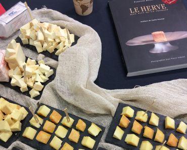 """Le Herve au Lait cru, """"Sentinelle Slow Food"""""""