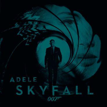 Adele au générique de Skyfall