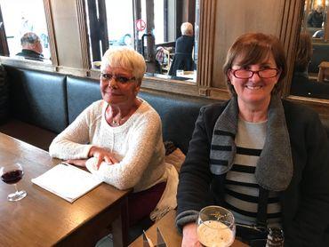 """Christiane et Martine aiment l'esprit """"village"""""""