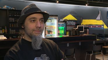 Johnny Reina travaille dans le milieu du jeu vidéo depuis 15 ans
