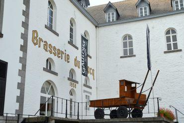 La Brasserie du Bocq, créée en 1858 par un agriculteur de la région, Martin Belot, dans le petit village de Purnode,