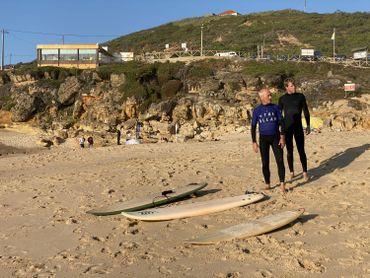 Moins de carbone à Lisbonne, on y surfe sur de nouvelles vagues….