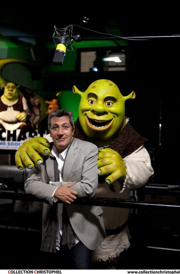 shrek 4 il etait une fin 2010 real mike mitchell alain chabat collection christophel