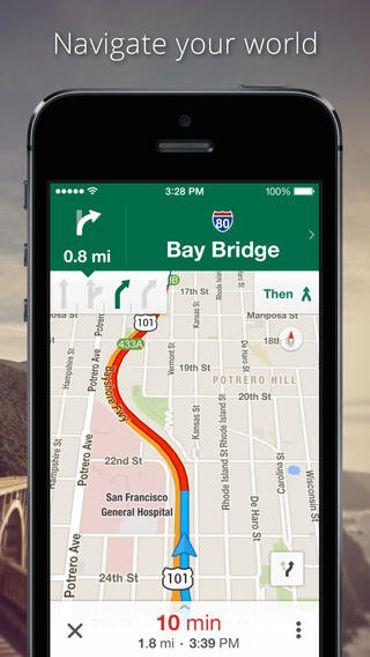 Google Maps aide à ne pas se perdre en vacances.