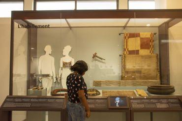 Ouvert au public en juin dernier, le musée national de la RDC a été construit par la Corée du Sud pour 20 millions de dollars.