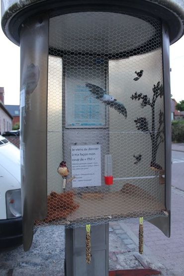 La 2ème vie des cabines téléphoniques