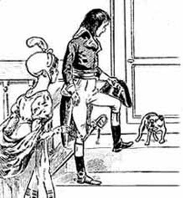 Napoléon, Joséphine et Fortuné