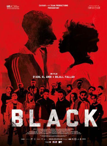 L'affiche de Black