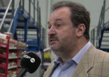 Frédéric de Meulemeester, directeur technique d'AMB Ecosteryl