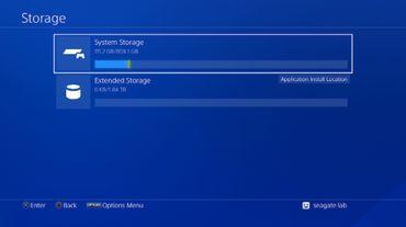 TUTO: transférer ses données PS4 sur un disque dur externe