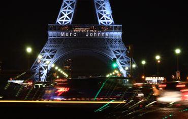Décès de Johnny Hallyday: la France se prépare à dire adieu à son idole