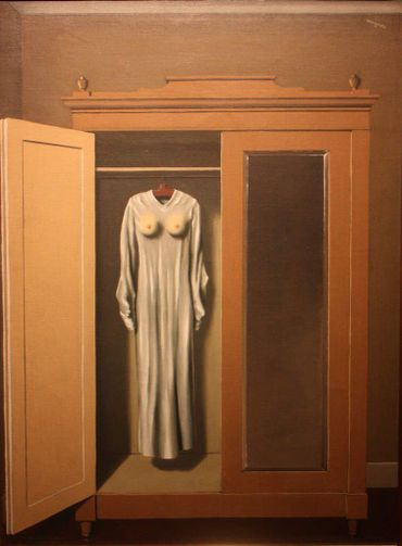 In memoriam MacSennet, de Magritte