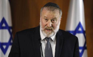 Le procureur général d'Israël, Avichaï Mandelblit.