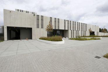 L'un des deux nouveaux centres pschiatrique mis en place à Anvers par le master plan de la ministre de la santé