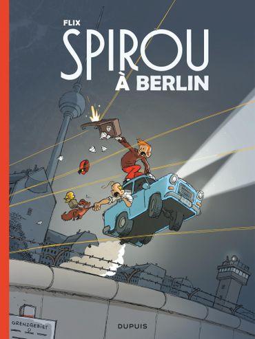 Spirou (se) fait le Mur