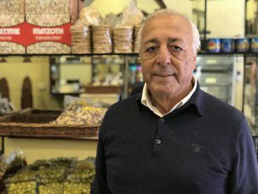 """Jacques Bitton, propriétaire de la boucherie Amsellem, véritable """"institution"""" à Casablanca"""