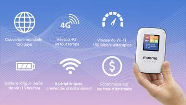 Muama Ryoko : un routeur 4G sans limite ?