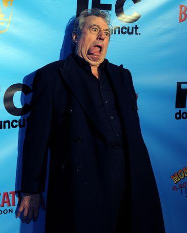 Le Monty Python Terry Jones est décédé à l'âge de 77 ans