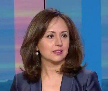Mahnaz Shirali, professeur à sciences po' Paris.