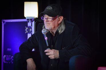 Deep Purple: le documentaire en présence de Roger Glover - les photos
