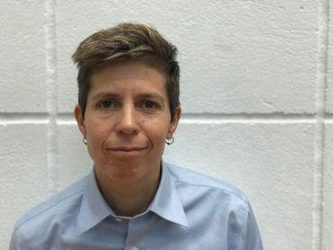Sarit Michaeli, chargée de plaidoyer à B'Tselem, une ONG qui rend compte des violations des droits de l'Homme en Cisjordanie occupée
