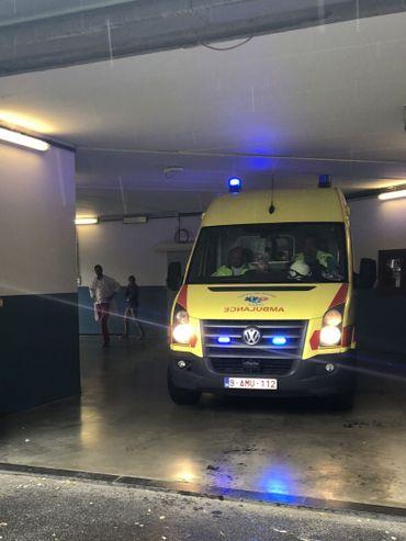 Grand Hôpital de Charleroi s'équipe des premiers échographes ultraportables de Belgique