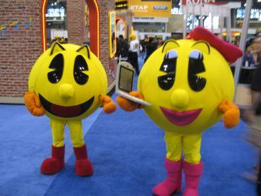 Mr & Ms Pac Man en 2006