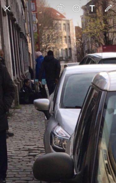 Michel Lelièvre agressé devant chez lui.