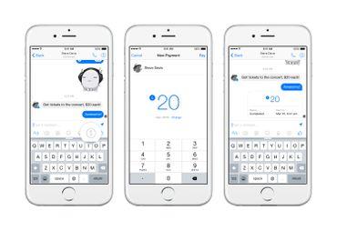 Il va bientôt être possible d'échanger de l'argent entre contacts via Facebook Messenger.