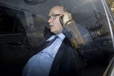 Flint Douglas, président du groupe HSBC