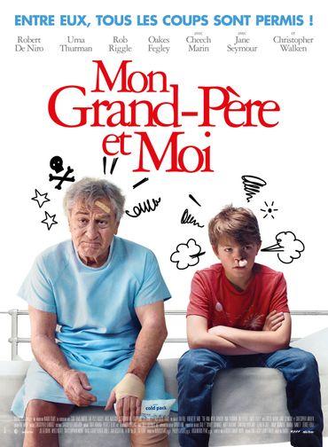 """L'affiche de """"Mon Grand Père et moi"""""""
