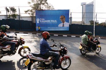 Les moto-taxis auront fort à faire ce vendredi pour emmener les électeurs aux urnes.