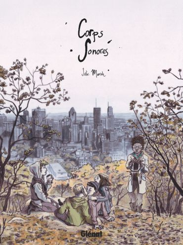 Corps sonores, de Julie Maroh