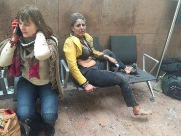 Sa photo le jour des attentats a fait le tour du monde: un an après, Nidhi Chaphekar revient à Zaventem
