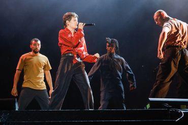 Christine & The Queens enflamme le BSF: regardez nos belles photos
