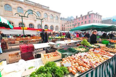 Le grand marché du samedi