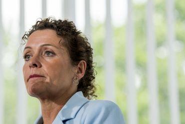 Lydia Peeters, nouvelle ministre de la Mobilité et des Travaux Publics/