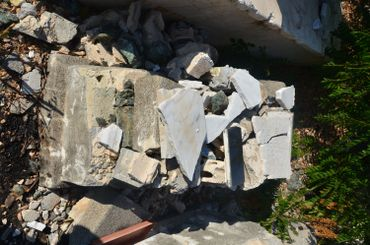 Kessab, profanation du cimetière