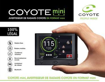 Le Coyote Mini