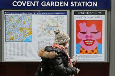Coronavirus: Londres pourrait être en confinement dès ce vendredi